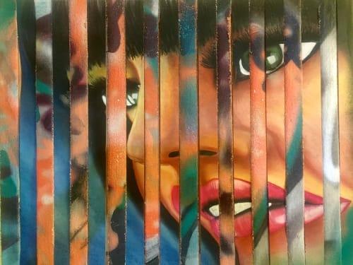 Yazmeen Collazo - Murals and Art