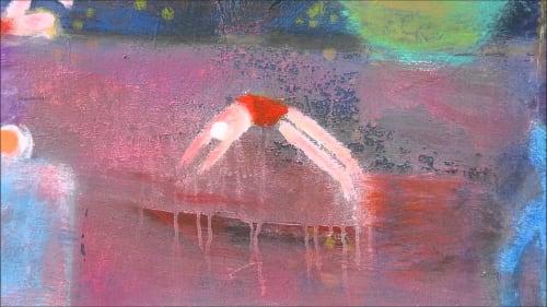 Katherine Bradford - Paintings and Art