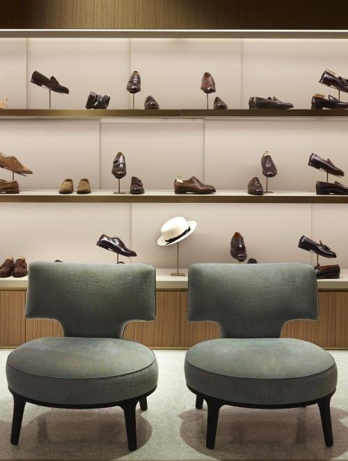 Chairs by Roberto Lazzeroni seen at Giuseppe Bartoli, Forte dei Marmi - Drop Armchair