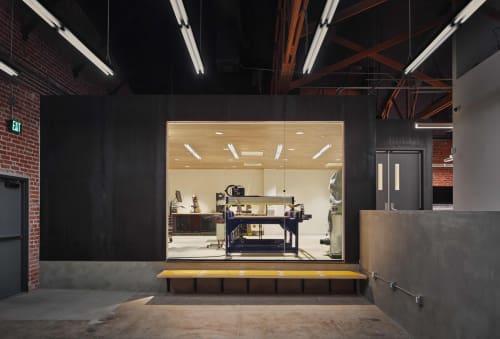Supplyframe DesignLab, Offices, Interior Design