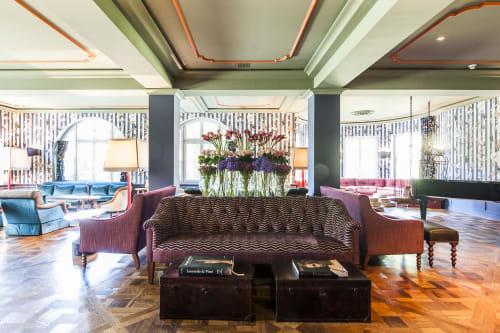 Hotel Grand Bellevue, Hotels, Interior Design