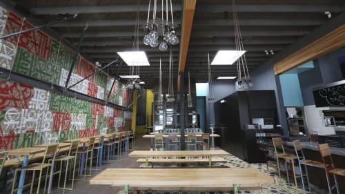 Petty Cash Taqueria, Restaurants, Interior Design