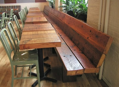 Mccloskey Carpentry - Furniture and Tables