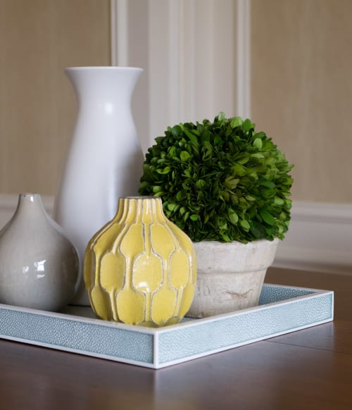 Vases & Vessels by West Elm seen at JW Marriott Essex House New York, New York - Small Teardrop Vase