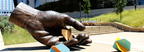Gale Hart - Sculptures and Public Sculptures
