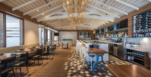 Laurel Point, Studio City, CA, Restaurants, Interior Design