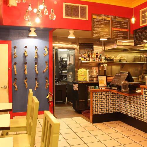 Tacobar, Restaurants, Interior Design