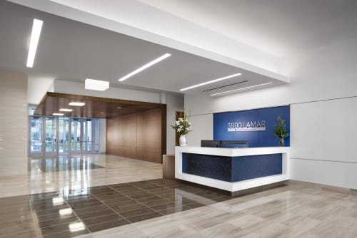 Lamar Central, Offices, Interior Design