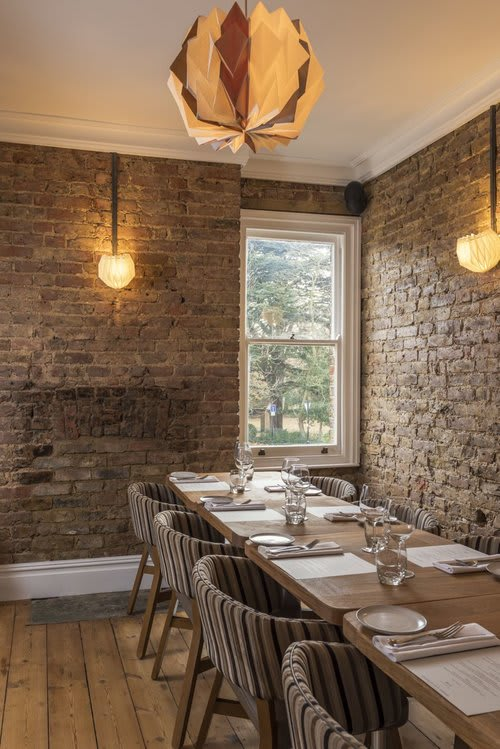 Pendants by Kate Colin Design seen at Charlottes Place, London - Starflower Shades