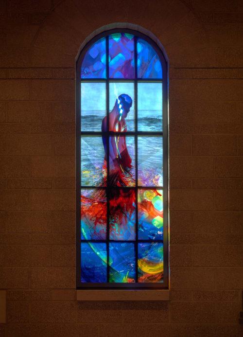 Art & Wall Decor by Scott Parsons seen at Our Lady of Loreto Catholic Parish, Aurora - Our Lady of Loreto Parish