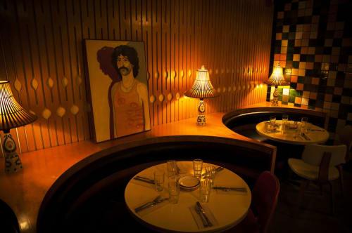 Tijuana Picnic, Restaurants, Interior Design