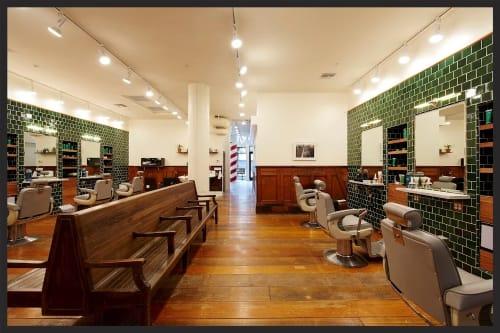 Fellow Barber - Market St, Stores, Interior Design