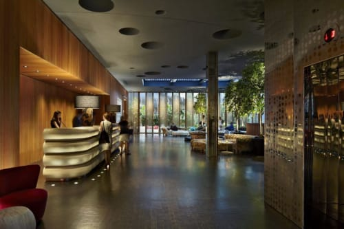 Dream Downtown, Hotels, Interior Design