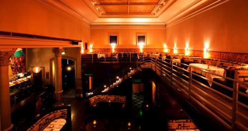 Bix, Bars, Interior Design