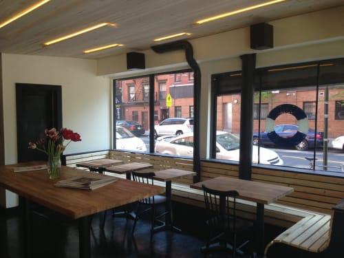 Maiden Lane, Restaurants, Interior Design