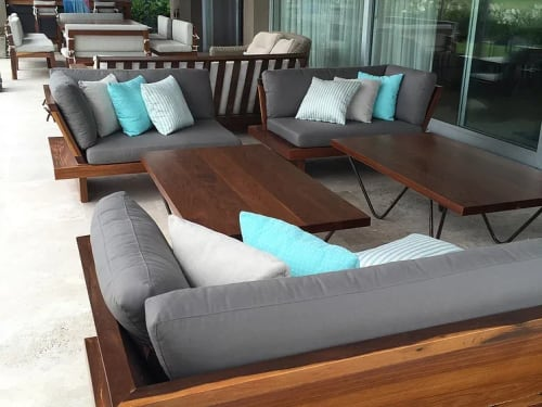Couches & Sofas by Matriz Design seen at Buenos Aires, Buenos Aires - Bloom Sofa