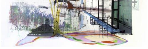 Derek James Lynch - Paintings and Art