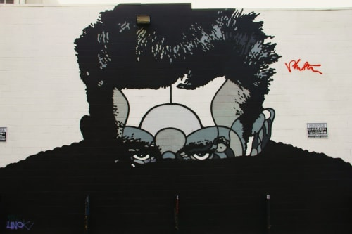 David P. Flores - Murals and Street Murals