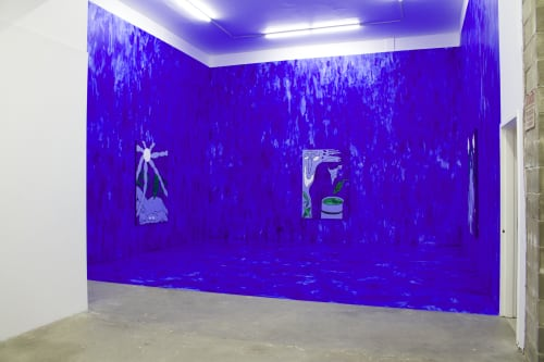 Chris Lux - Murals and Art