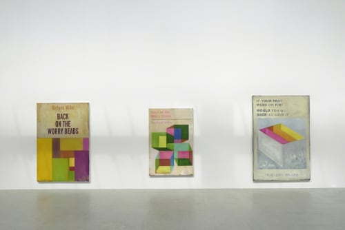 Harland Miller - Paintings and Art