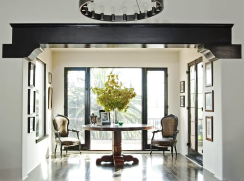 Interior Design by Sarah Shetter Design, Inc. at Private Residence, Los Angeles - Whitley Heights