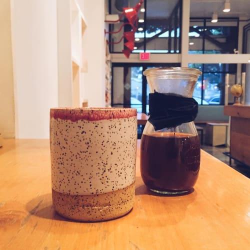 Tableware by Ben Medansky seen at Go Get Em Tiger, Los Angeles, CA, Los Angeles - Coffee Mug