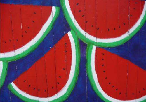 Pico Sanchez - Street Murals and Public Art