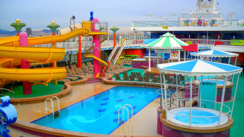 Norwegian Cruise Line - NORWEGIAN JADE