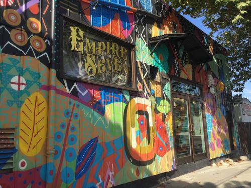 Empire Seven Studios - Murals and Art
