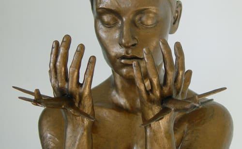 Meredith Bergmann - Sculptures and Art