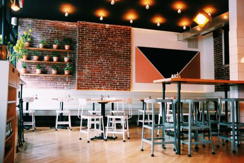 Brunswick Cafe, Cafès, Interior Design