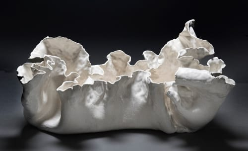 Anna Kasabian Porcelain - Sculptures and Art
