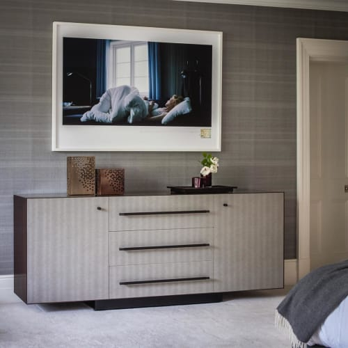 Furniture by Casa Botelho seen at Private Residence, London - Ercole Credenza