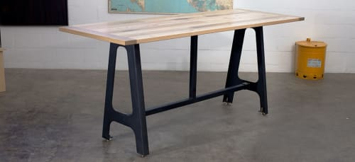 Tables by District Mills at Messhall, Los Angeles - Communal Table