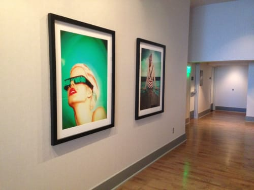 Photography by Lisa Powers, Photographic Artist seen at Loews Hollywood Hotel, Los Angeles - Hollywood