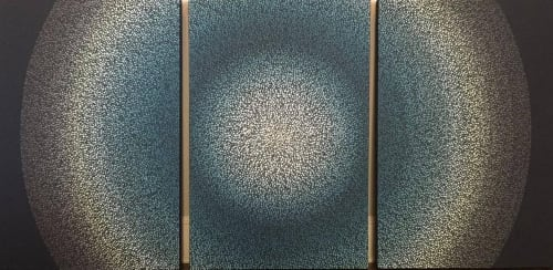 A.J. Oishi - Murals and Art