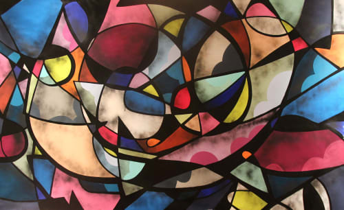 JM Rizzi - Murals and Art