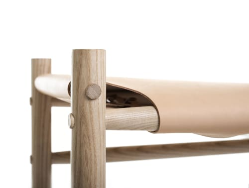 Benches & Ottomans by Gedigo seen at Living Motif, Minato City - Odda Bench
