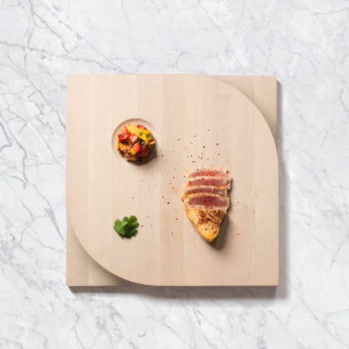 Tableware by Miduny at Private Residence, Brooklyn - Two-Face Board