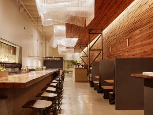Bar Agricole, Bars, Interior Design