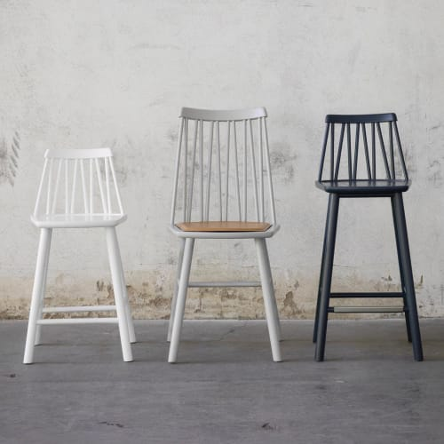 ZigZag Bar Stool | Chairs by Hans K | Paradiset Södermalm in Södermalm