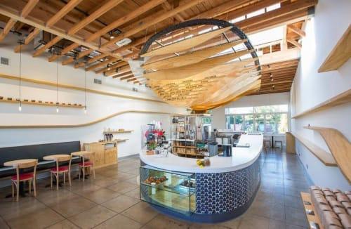 Dinosaur Coffee, Cafès, Interior Design
