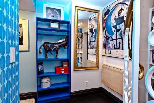 Interior Design by Marie Burgos Design at Gramercy Park Apartment, New York - Interior Design