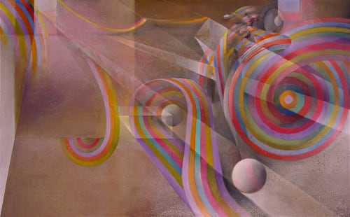 Arnaldo Coen - Paintings and Art