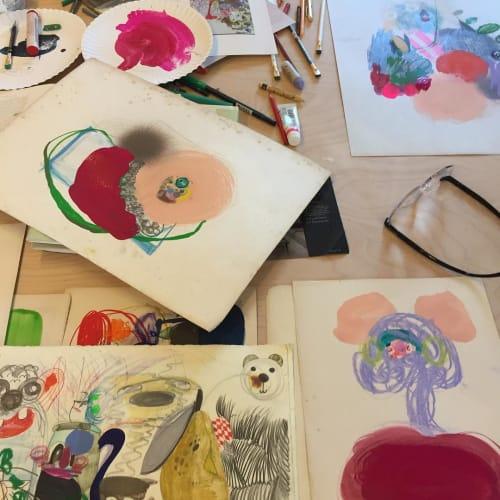 Simone Shubuck - Paintings and Art