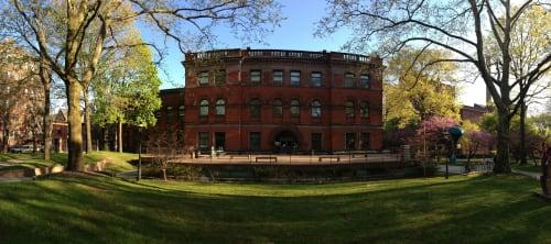 Pratt Institute, Public Service Centers, Interior Design