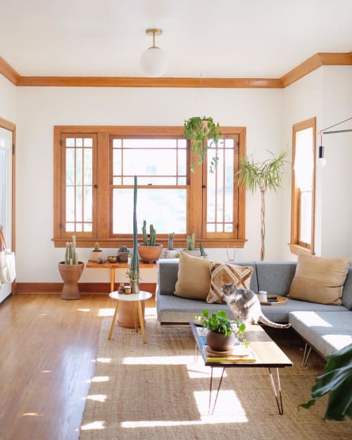 Kristine Claghorn's Home, Homes, Interior Design