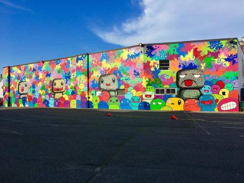 Miss Zukie - Street Murals and Public Art
