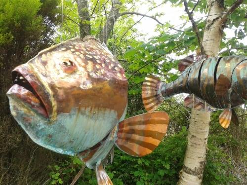 Michael Chaikin - Public Sculptures and Public Art