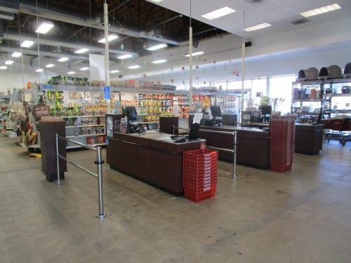 Centinela Feed & Pet Supplies, Stores, Interior Design